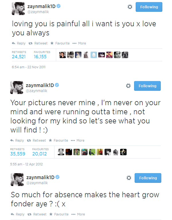 Dani On Twitter Uanszap Look At How Deep Zayns Quotes Were Imagine How Amazing And Meaningful A Song Written By Him Would Be Http T Co Cmwbtpvs