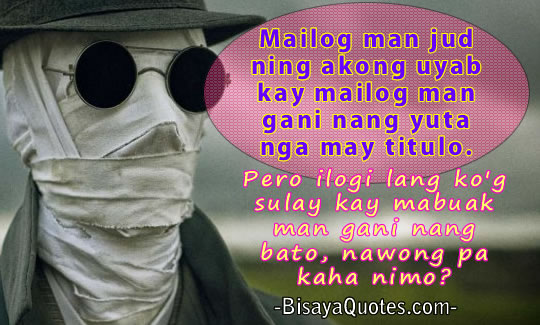 Bisaya Quote  Stone Breaks