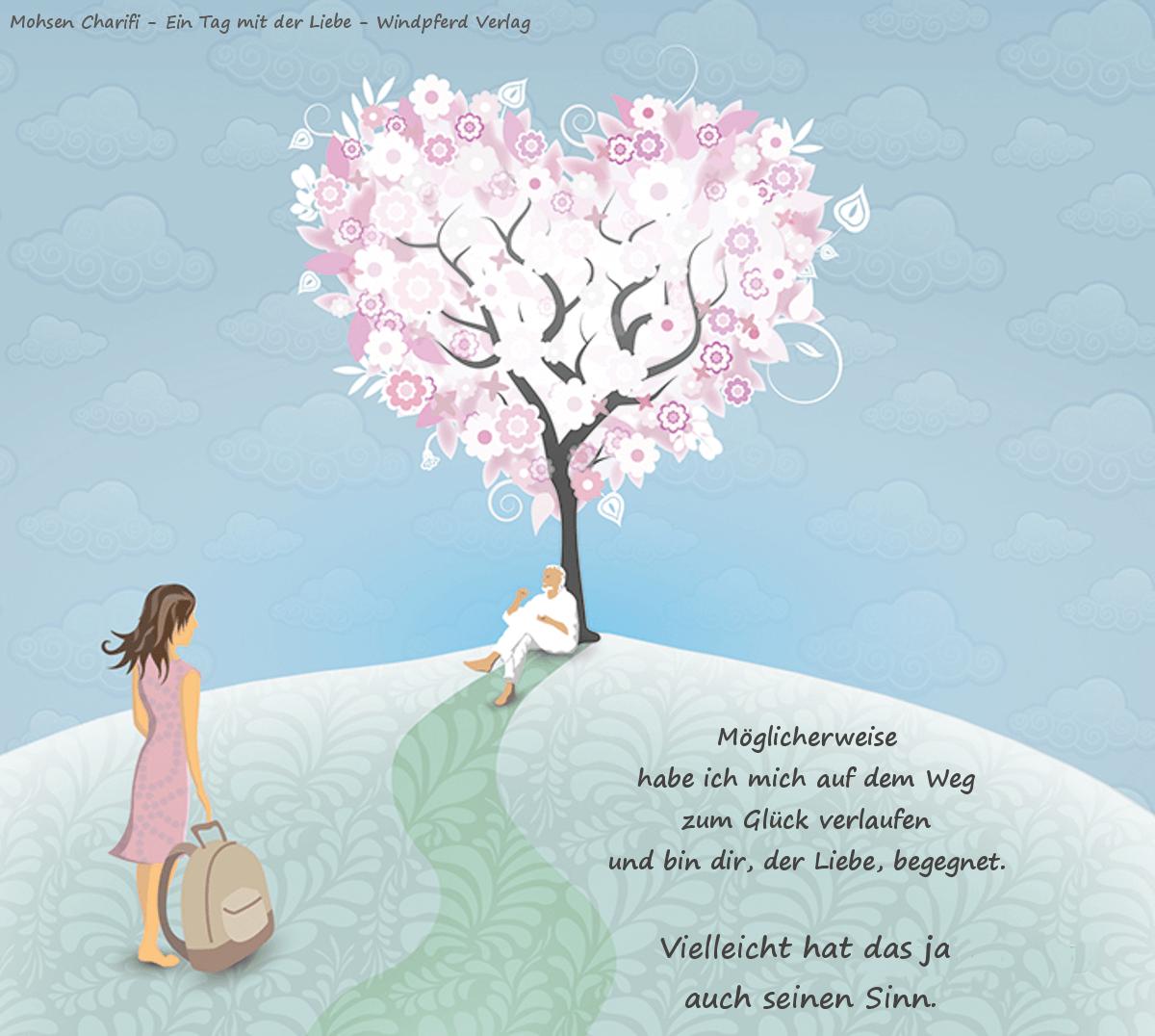 Zitat Aus Mohsen Charifi Ein Tag Mit Der Liebe