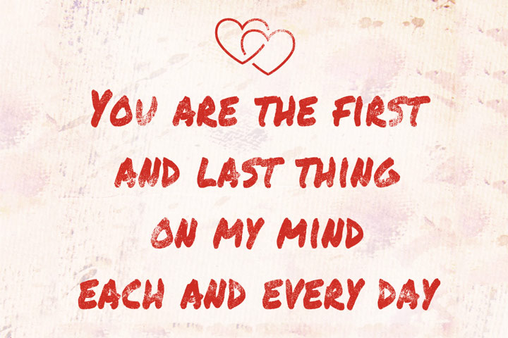 En Ement Quotes For Her The First And The Last