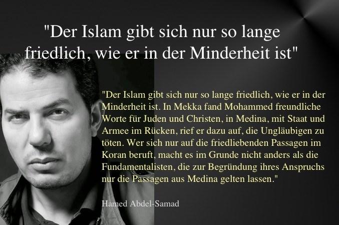 Hamed Abdel Samad Zitat Jpg
