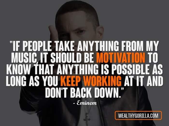 Hip Hop Quotes Eminem Quotes