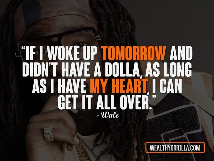 Hip Hop Quotes Wale Quotes