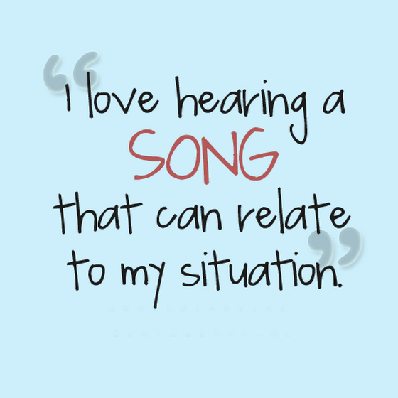 I Love Music Quotes And Sayings