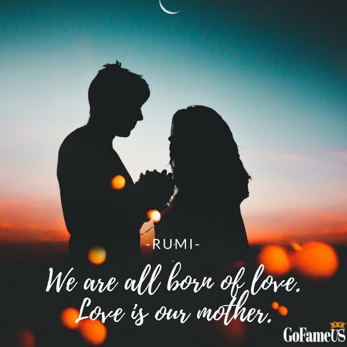 Rumi Quotes On Love And Beauty