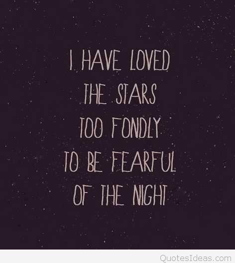 Pinterest Stars Quotes