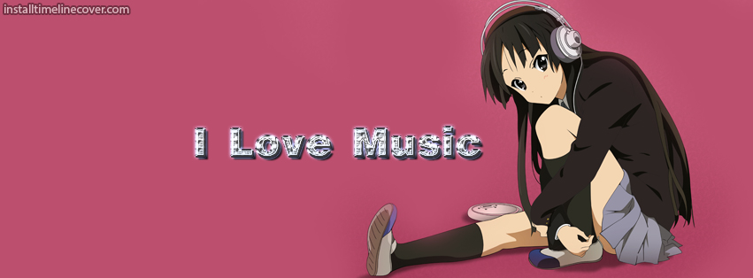 Mio I Love Music Pink Cover