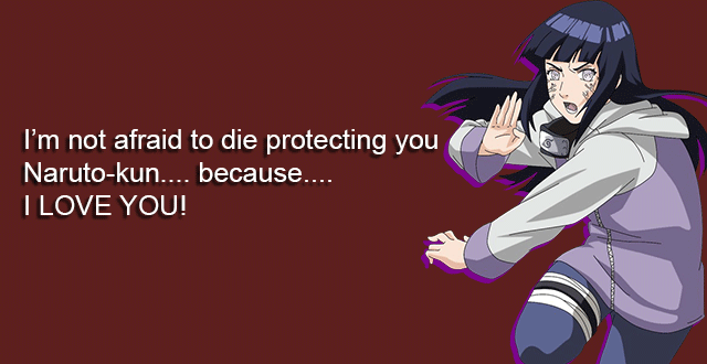 Awesome Anime Love Quotes