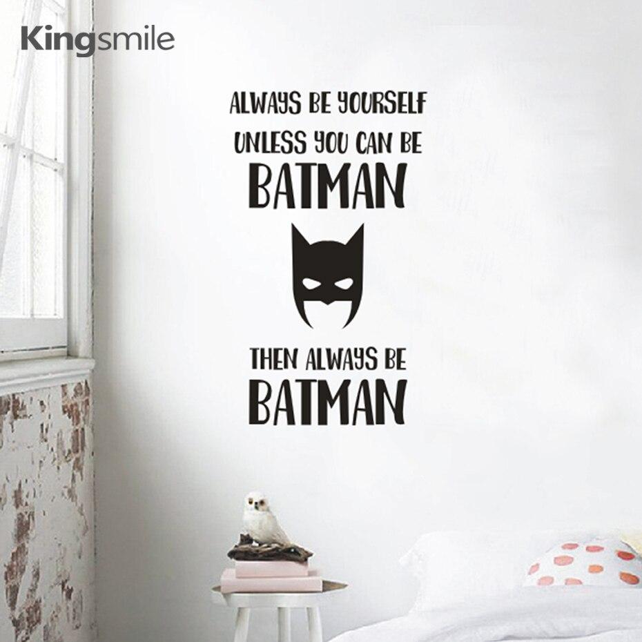 Batman Zitate
