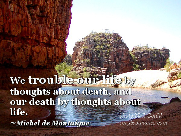 Quotes About Life And Death Inspirational Quotes About Life Via Relatably