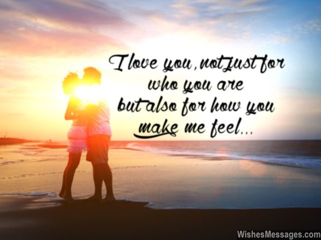 Romantic Love Quote For Him I Love You Anniversary Wishes For Husband