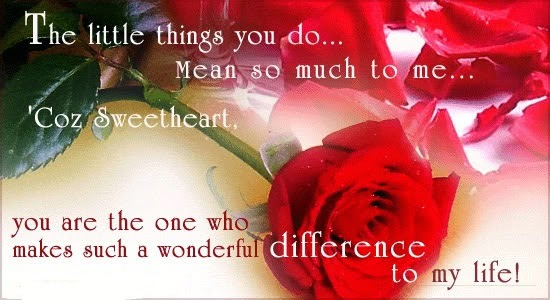 Romantic Love Quotes With Beautiful Rose Background Images