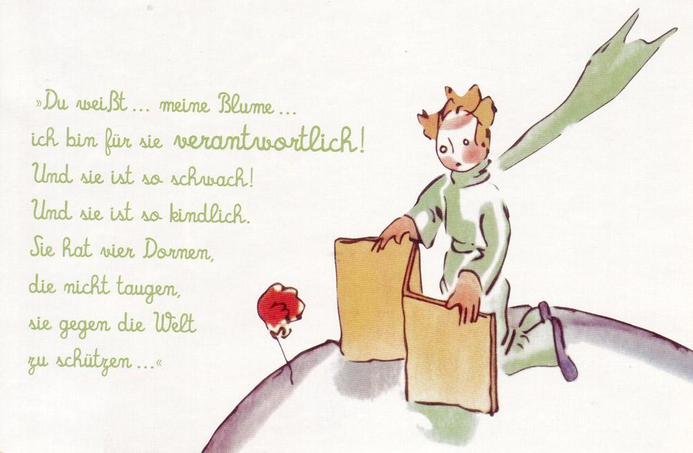 Hochzeit Spruch Der Kleine Prinz Herzlich Willkommen Im