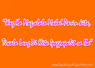 Sweet Love Quotes Girlfriend Tagalog