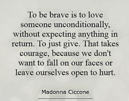 Someone Unconditional Love
