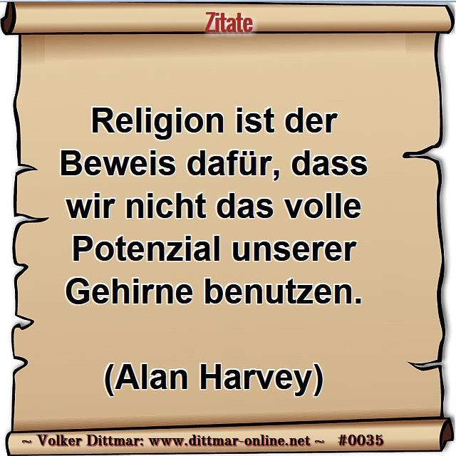 Religion Zitate Aphorismen