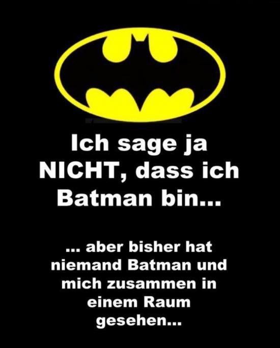 Batman Derneuemann Humor Lustig Spas
