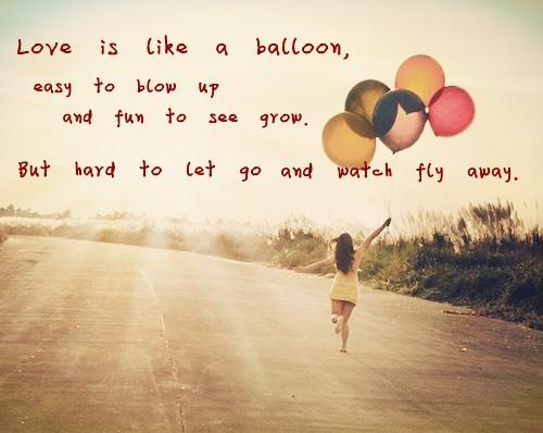It Is Hard To Let It Go