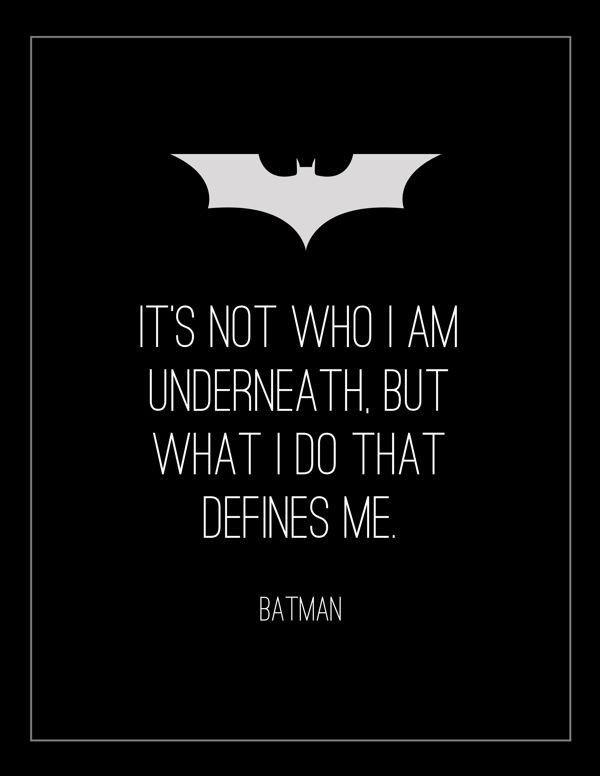 Inspirierend Filmzitate Beruhmte Filmzitate Spas Zitate Motivationszitate Herbst Hintergrundbild Poster Zitieren Batman Begins