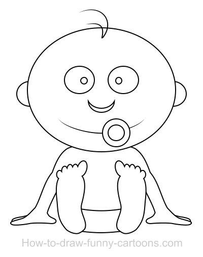 Baby Cartoon