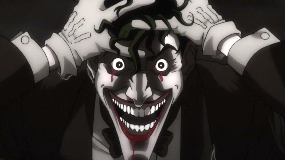 Batman The Killing Joke Review  Phenomenal Stories Found Paris Franz