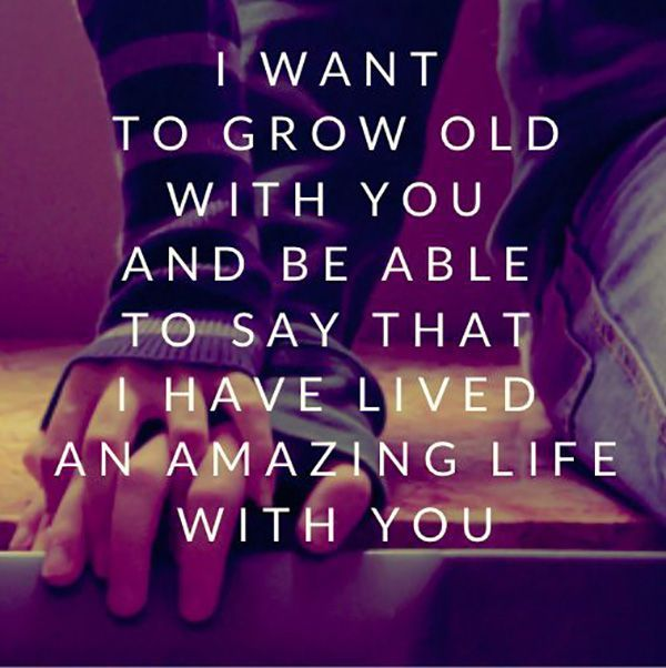 Image Result For Quote For Old People In Love