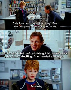 Thomas Brodie Sangster Is Too Funny In Love Actually