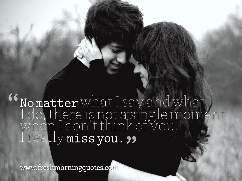 Heart Touching Deep Love Quotes For Her And Him