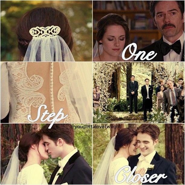 Bella And Edwards Wedding Twilight Pinterest Bilder