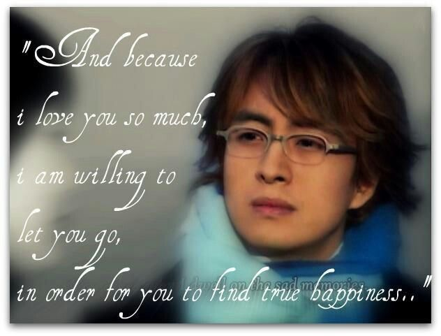 Winter Sonata Fine Quoteswinterasian Actorskorean Drama