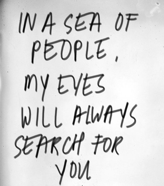 Sea Of Eyes Quote For The Love Of My Life My Husband