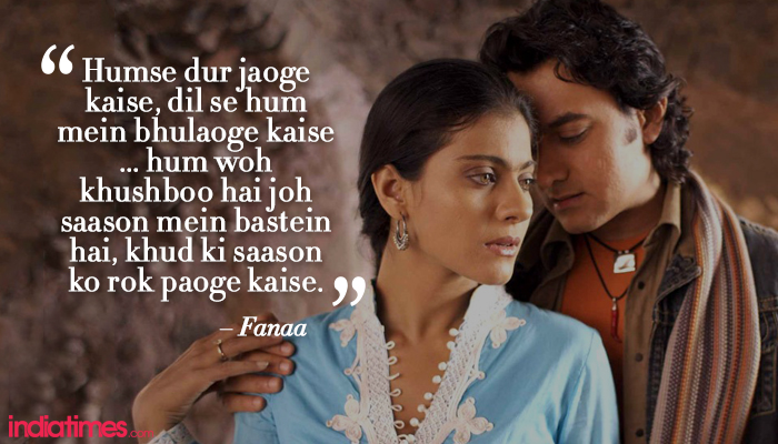 Romantic Bollywood Movie Quotes Romantic Indian Movie Quotes Via  E E A Love Quotes From Famous