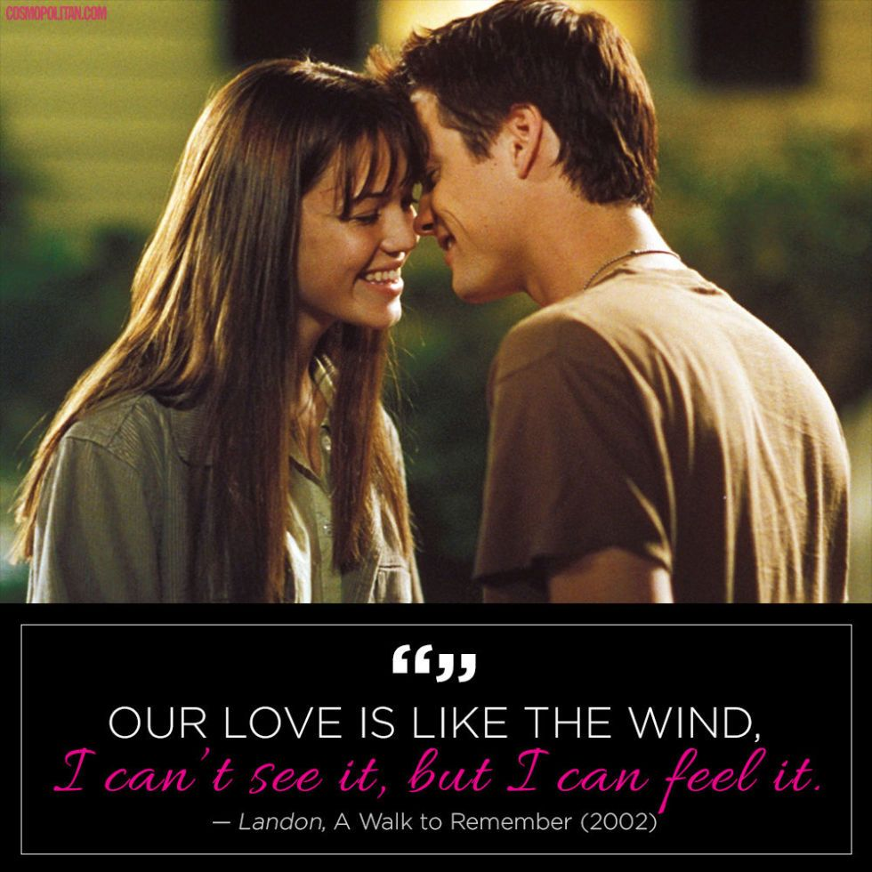 Crazy Romantic Quotes From Tv And Movies