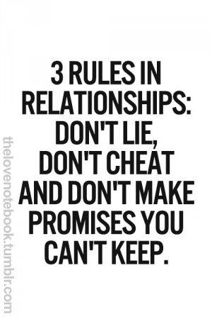 Lie Quotes For Relationships Quotesgram