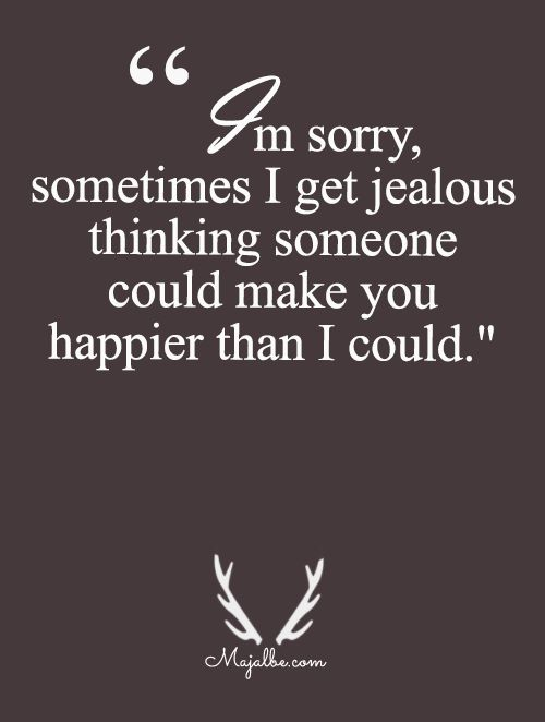 Couple Quotes Jealousy Love Quotes
