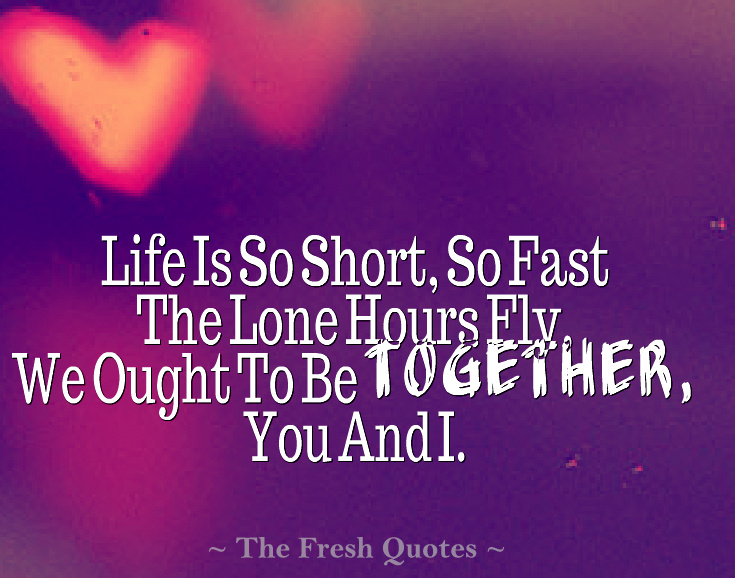Cute Missing Someone Quotes For Him And Her
