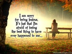 I Am Sorry Messages For Girlfriend Apology Quotes For Her
