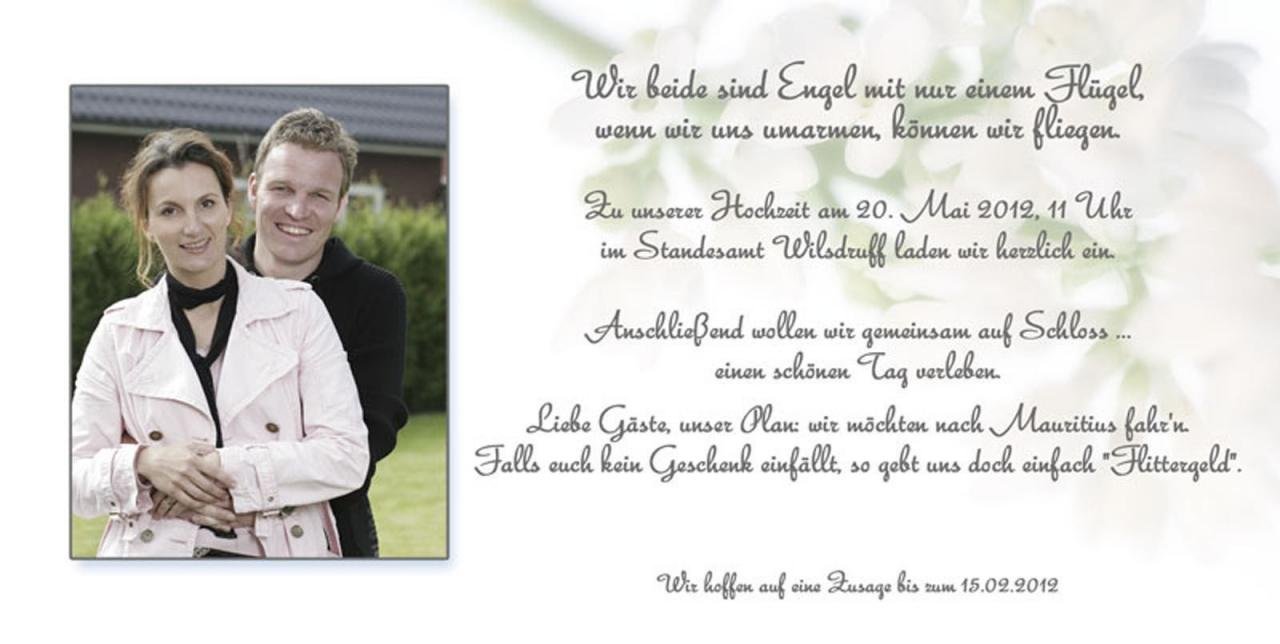 Related Image For Dankeskarte Hochzeit Zitat