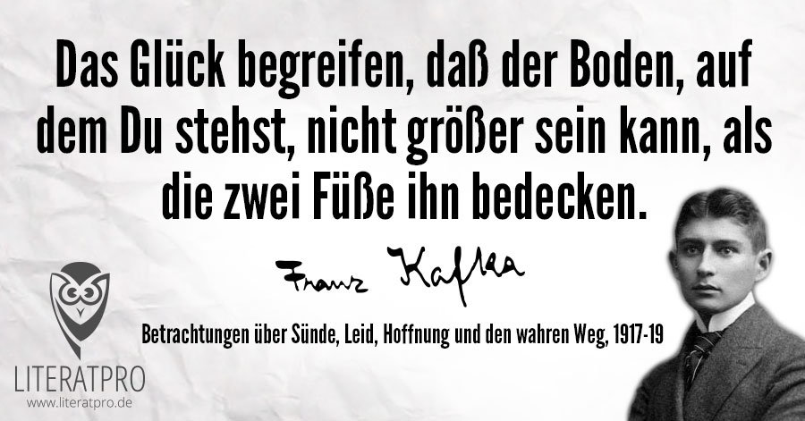 Bild Zum Franz Kafka Zitat