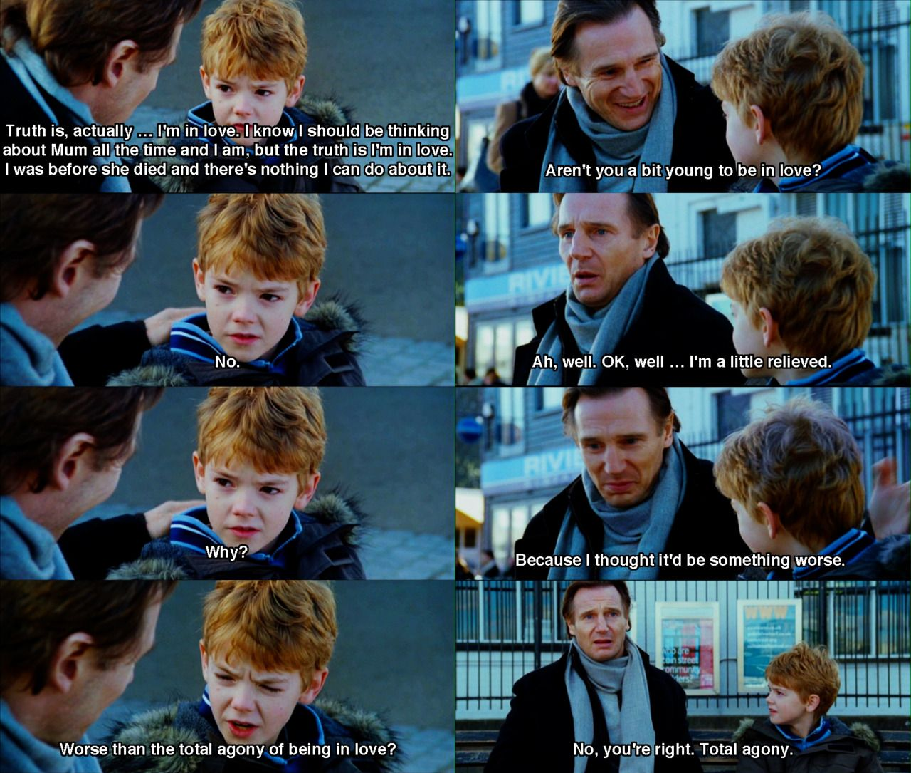Lets Go To The Movies Quotes Lovemovie Quoteslove Actually