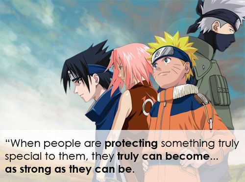 Naruto  Day Challenge Day  Favorite Quotes