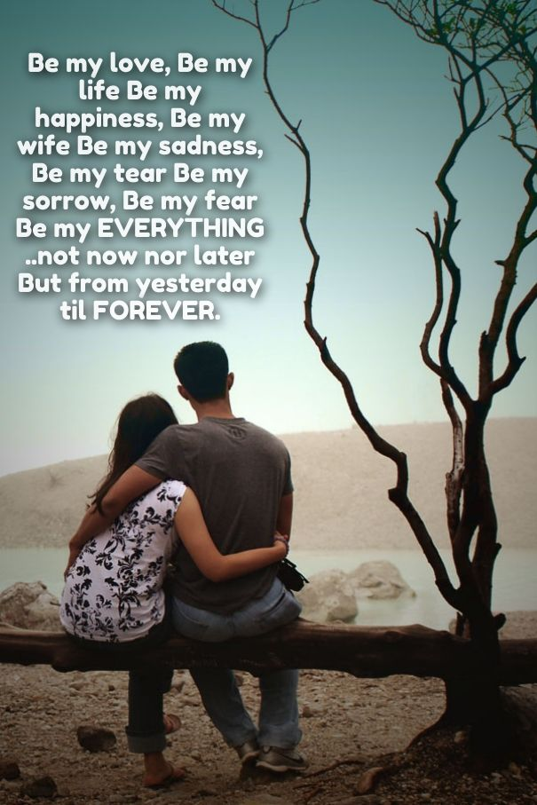 Romantic Quotes To Say To Your Girlfriend
