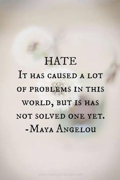 Maya Angelou Vs Love Quote