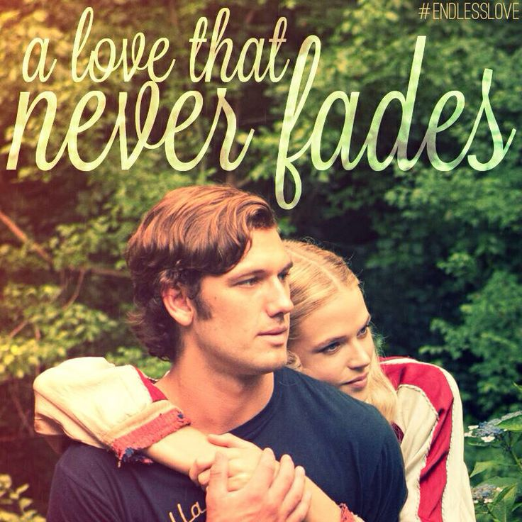 Cannot Wait To See This Movie Endless Love