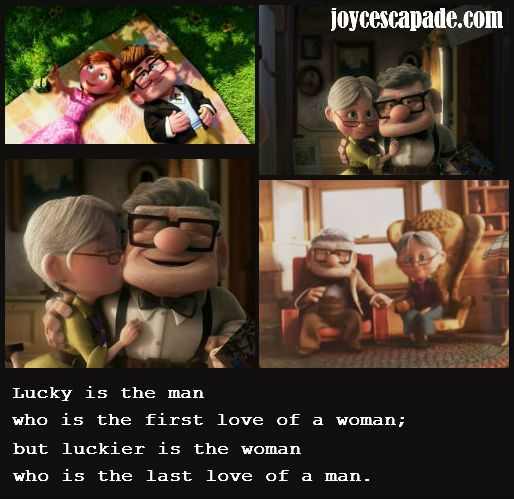 Love Quotes From The Movie Up Hover Me