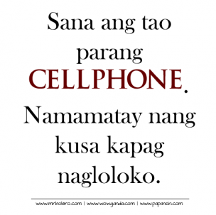 Love Quotes Tagalog Patama Twitter