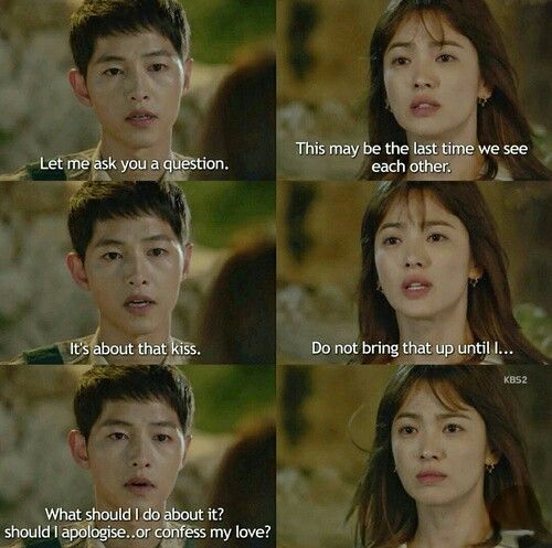 Descendants Of The Sun Sun Quotesmovie Quotesromantic Quoteskorean Drama