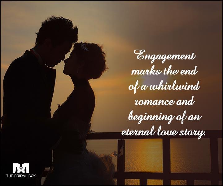 En Ement Quotes An Eternal Love Story