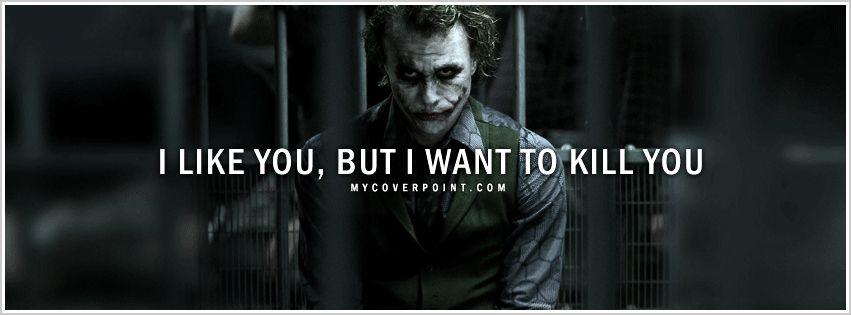 Pics Of The Joker With Quotes Batman Joker Quotes