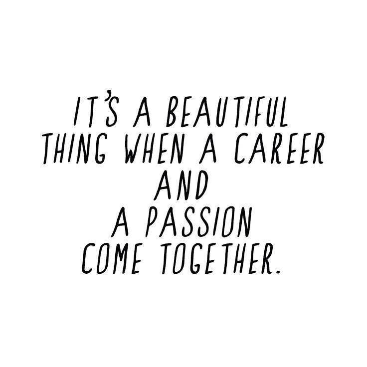 Career And P Ion Love My Job Quoteswork